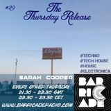 The Thursday Release with Sarah Cooper #29