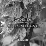 Cadenza Podcast | 234 - Felipe Venegas (Source)