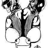 Liveset Daft Punk versus Deadmau5