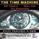 The Time Machine Radio Show rec 20th nov mix and blend R&b reggae on Liquid Live Radio