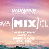 Nova [Mix] Club : Didier Allyne