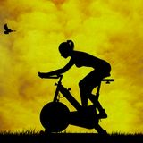 Indoor Cycling Lesson ( music 70 -90 rmx)
