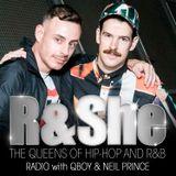 R & She Radio  - 18/02/18