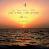 Saad's Special Tunes Selection - July & August 2014 - SST # 14