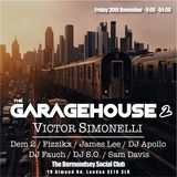 The Garage House 2 Promo mixed by Fizzikx