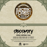 Electric Forest Open Casting Call 2018 - Alfiya Glow