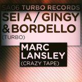 Marc Lansley Plays Turbo Recordings