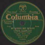 12/1/14 Pt.2: Gerry Clarke's selection of 1920s-40s traditional Irish tunes feat. female performers
