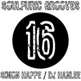 Soulfuric Grooves # 16 - Simon Happe & DJ Hanlee - (June 6th 2019)