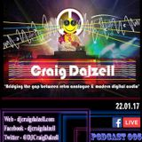 Craig Dalzell Facebook Live Podcast 005 (Vinyl Mix '96 - 99) [22.01.17]
