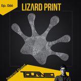 Lizard Print #66 Tourneo
