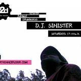 Dj-Sinister - Live Mix for Report2Dancefloor Radio-Part 2-28-10-2017