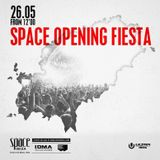 Mark Knight - Live at Opening Fiesta (Space Ibiza) - 26.05.2013