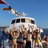 Jackie Dj aka Zero Absence - Sunrise 2 Sunset Boat Party 30.07.2016