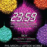 Horse and Groom NYE 2014/15 promo mix 3/ Leftside Wobble party mix