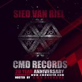 CMD Records 20 Year Anniversary@Sied Van Riel