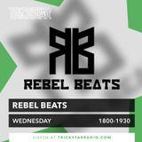 Rebel Beats Radio - Al Marzocchi 6th June 2018