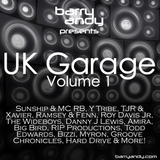 Barry Andy Old School UK Garage Vol. 1 - Really Old School