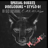 Max In The Mix! Disclosure + Stylo G are hanging!!!