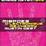 D'lectronique @ Ladies Adventures, Nachtdokter & R.C.O @ Goois Podium (27NOV'15)