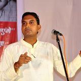 Vivek ji addressing at Maheshwari Sabha at Katol
