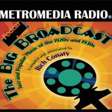Rich Conaty The Big Podcast Pilot One Metromedia Radio