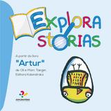 Explorastórias - Explorar a ciência escondida nas páginas dos livros!