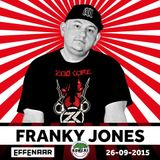 Franky Jones Live @ Bonzai Harder