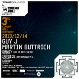 Blaise JudGe - Cinema Hall & TrueSounds pres. Martin Buttrich & Guy J DJ Contest Mix