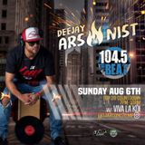 DJ Arsonist - The Beat 104.5 FM MIX 4