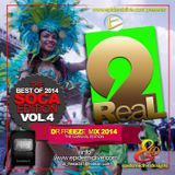 DJ freeze - 2Real Vol.3 The best of soca 2014 edition