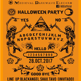 Halloween Party -  28.oct.2017 . (2.sdo set - 2 am - 3 am )