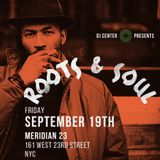 Rich Medina - Live at Roots & Soul, NYC (9.19.14)