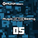 Herudor @ Music of the Geeks #005