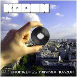 Kodin - Drum&Bass Minimix 10/2011
