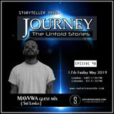 Journey - 98 guest mix by Mavvwa ( Sri Lanka ) on Saturo Sounds Radio UK [17.05.19]