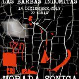 MORADA SONICA RADIO CANDIL LAS BARBAS INDOMITAS DIC 2013