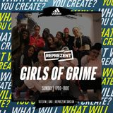 Reprezent Live @ AdidasUK #HereToCreate|C Cane W/ Girls Of Grime|16th June 2018