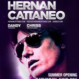 Chriss Ronson - Live @ Flört Club Siófok Warm Up Summer Opening With Hernan Cattaneo 2012.06.23.