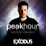 Peakhour Radio #045 - Exodus & Antonie Delvig