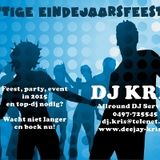 DJ KRIS CLUBMIX DEC '14 (Live-set)