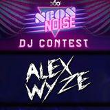 Neon Noise Dj Contest by Alex Wyze