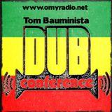 Dub Conference  #110 (2017/01/29) with Bob Beebass (Graograman Hifi/Berlin)