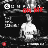 COMPANY On Air - Online Radio Show - EPISODE SIX - Guest Mix : SQUEAK!