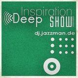 Jazzman - The Deep Inspiration Show 162 (Guest Rory Cochrane)