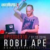 Episode #16 Robij Ape