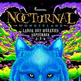 Sacha Robotti - Live @ Nocturnal Wonderland 2016 (USA) Full Set