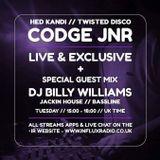 The Residency (Twisted Disco) + DJ Billy Williams Guest Mix (Jackin Bassline)