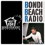 Hys Radio Show Feat Mr-x 18:6:2015 On Bondi Beach Radio