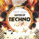 Jeff Hax's Masters Of Techno Vol.164